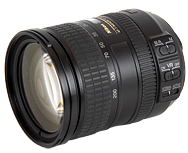 Nikkor  AF-S DX VR Zoom-Nikkor 18-200mm f/3.5-5.6G IF-ED