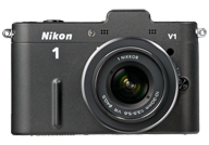 Nikon 1 V1 with no lenses