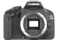 Canon EOS 550D pre production