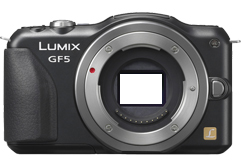 Panasonic Lumix DMC GF5