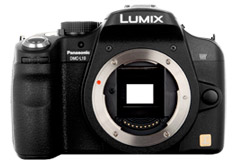 Panasonic Lumix DMC L10