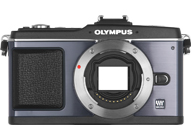 Olympus PEN EP2 with no lenses
