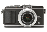 Olympus PEN EP3 with no lenses
