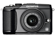 Olympus PEN EPL2 with no lenses