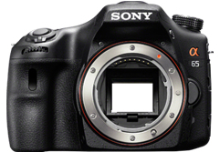 Sony SLT Alpha 65