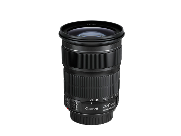 Canon Zoom Lens ef 24-105mm Canon ef 24-105mm F/3.5-5.6 is