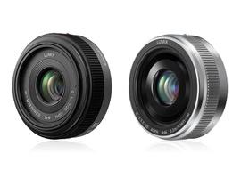 Panasonic lumix g 20mm f1 7 and 20mm f1 7 ii asph lens - Lumix classic ...