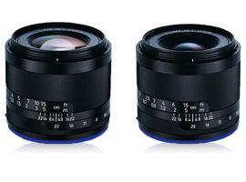 zeiss loxia 2/35 & 2/50 e mount preview: two 'fast' full