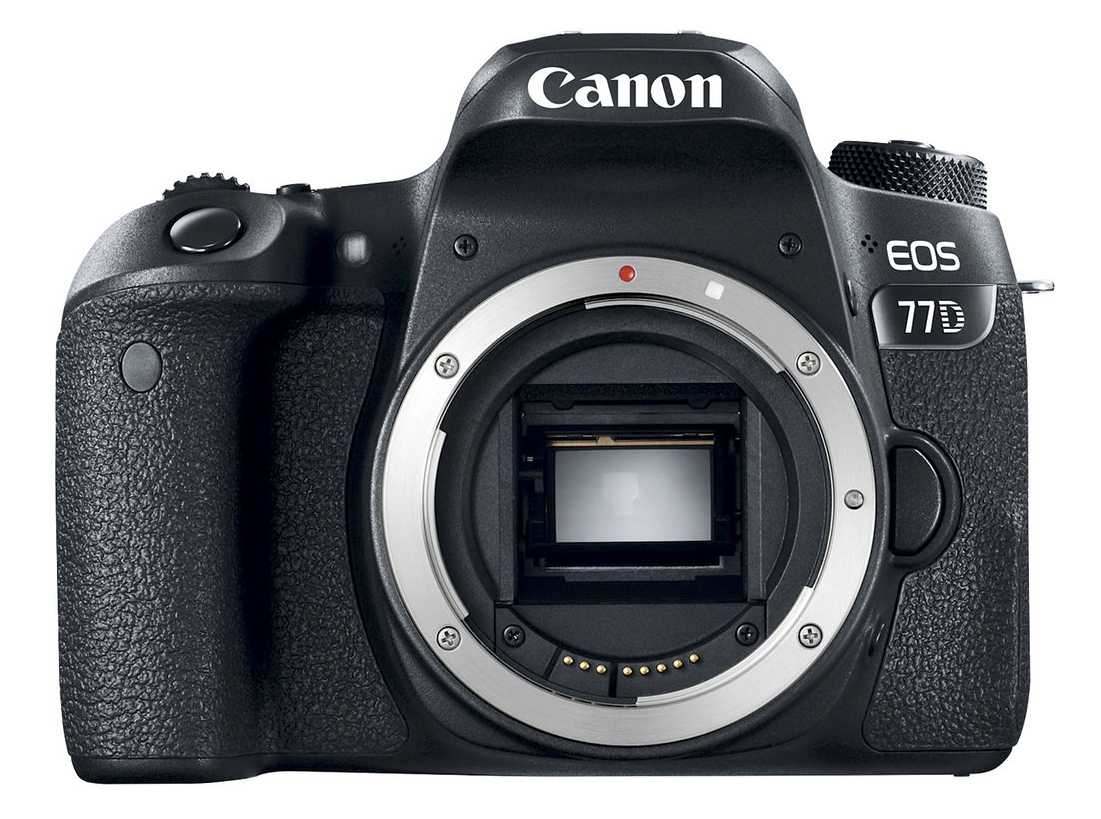 Canon EOS 77D sensor review: The boosted Rebel