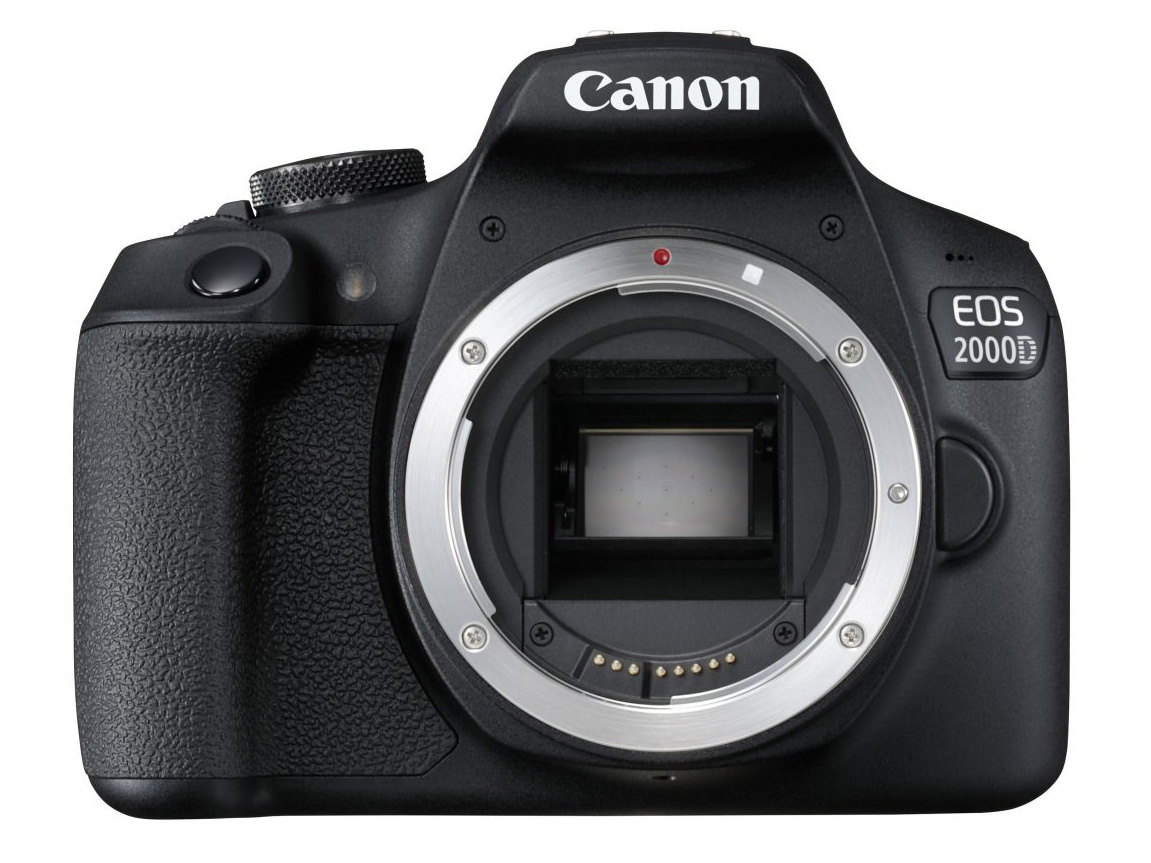 Canon EOS 2000D sensor review: A step up from the 1300D